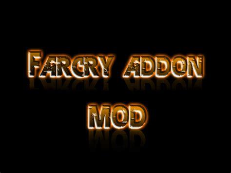 Descargar mods fcam far cry 1