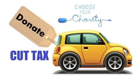 Donate Car To Charity