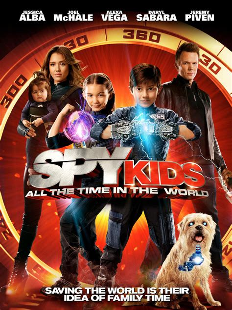 spy kids   time   world  trailer reviews