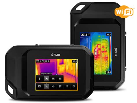Thermal Cameras for Building Applications | FLIR Systems