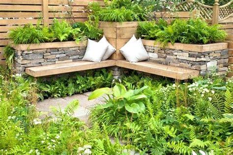 Garten Einfach Selber Gestalten by Grossen Garten Anlegen Garten Sitzecke Gestalten Ideen Fa