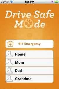 safe driving app for iphone iphone app for safe driving