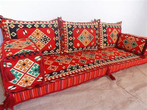 Arabian Sofas by Arabic Seating Arabic Cushion Seating Floor Sofa