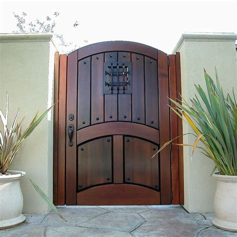 simple gate color ideas
