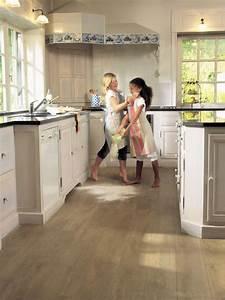 Carrelage Imitation Parquet Cuisine : carrelage sol cuisine imitation parquet maison et mobilier ~ Dallasstarsshop.com Idées de Décoration