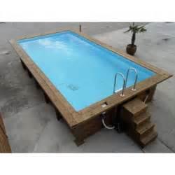 piscine 5x3 bois