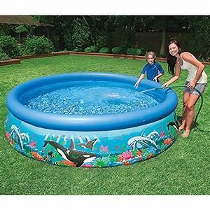 Easy Set Pool : intex 10ft x 30in ocean reef easy set pool set with filter pump new ~ Orissabook.com Haus und Dekorationen