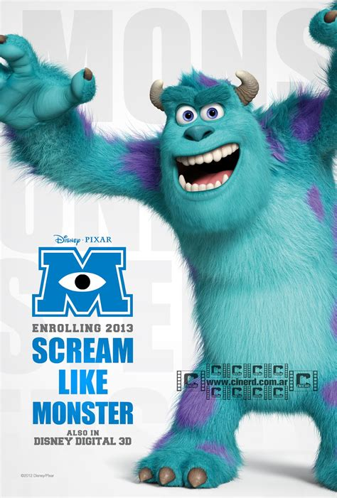James P Sullivan Monsters Inc Wiki Fandom Powered