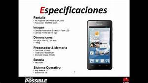 Huawei G526 Caracteristicas Y Especificaciones