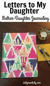best 25 mother daughter activities ideas on pinterest With letters to my daughter book