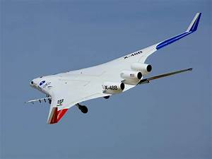 X-48 Project Completes Flight Research for Cleaner ...
