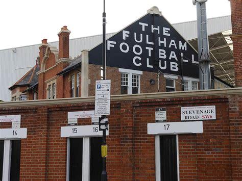 Fulham Cottage by Craven Cottage Stadion Vom Fc Fulham Europapokal De