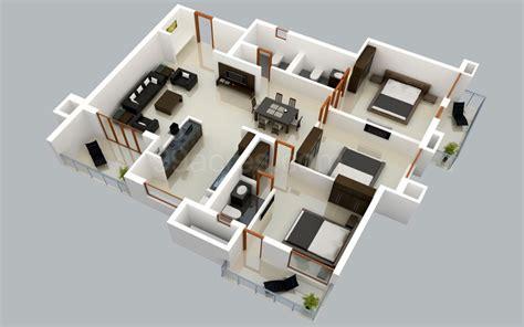 25 Three Bedroom Houseapartment Floor Plans by 25 Three Bedroom House Apartment Floor Plans Amazing
