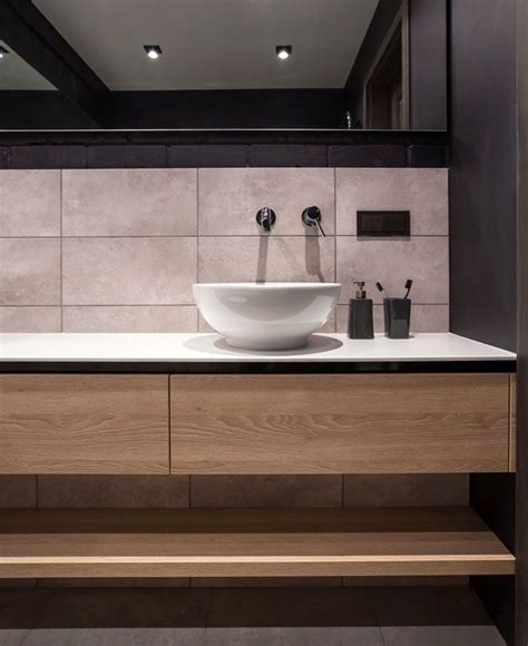 Modern Bathroom Designs For Couples by Rimartus Designed Studio Apartment For