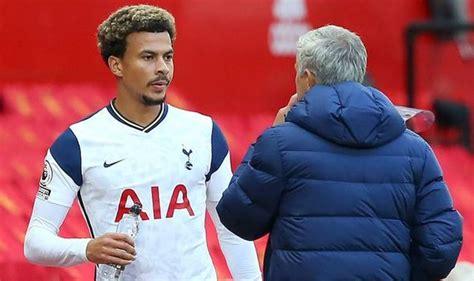 Tottenham ace Dele Alli sends four-word message to Jose ...