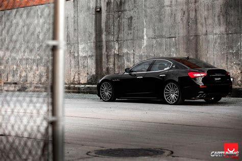 Tuning Maserati Ghibli Rear