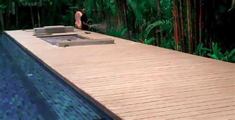 resysta decking eco friendly tropical wood deck