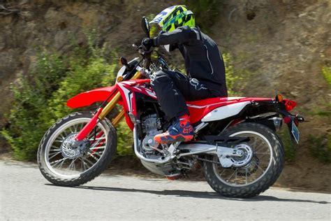 honda crf 250 l 2017 2017 honda crf250l rally crf250l ride cycle news