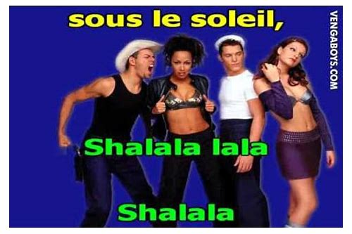shalala vengaboys mp3 download