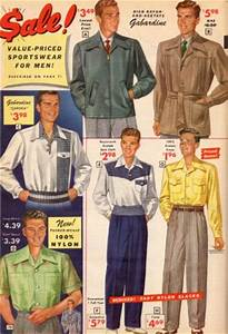 Style Through the Decades: Men's 1950's | The Linc