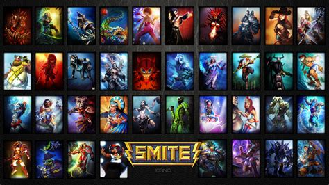 smite  unlocking  character  weekend