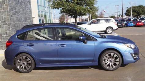 Subaru Impreza Sport 2016 by 2016 Subaru Impreza 2 0i Sport Premium With Moonroof 5
