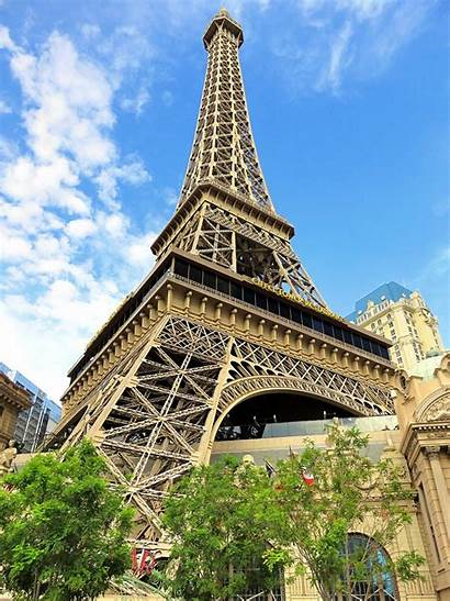 Vegas Las Landmarks Famous Triomphe Arc Sightseeing