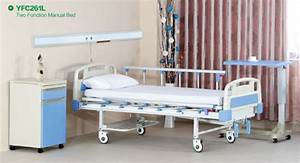 China Simple Hospital Maual Bed Factory And Suppliers