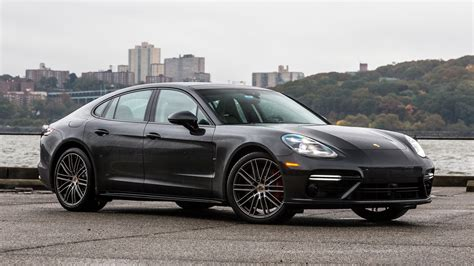 porsche panamera 2017 porsche panamera turbo first drive when luxury four