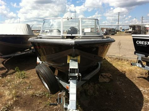 Fishing Boats Saskatoon by Crestliner 1850 Raptor Wt 2015 New Boat For Sale In