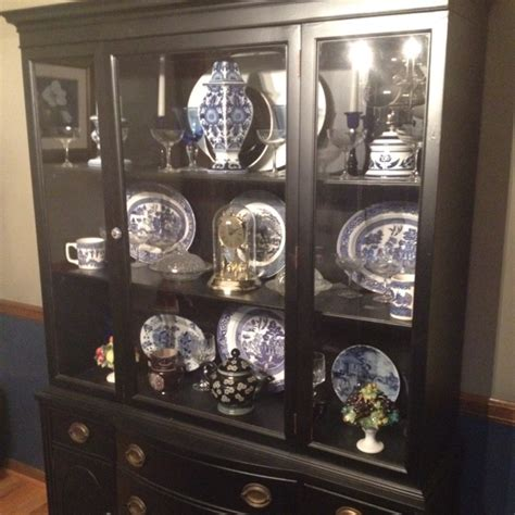 duncan phyfe china cabinet dining room pinterest