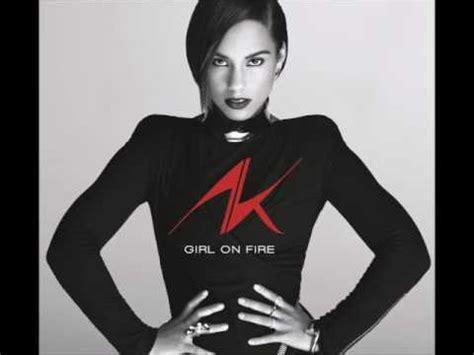 Alicia Keys  Girl On Fire Full Album (2012) Youtube