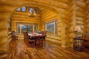 Interiors Homes Highlands Log Structures Log Homes Interior Gallery