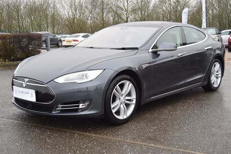 Used 2015 Tesla Model S Auto For Sale In Oxfordshire