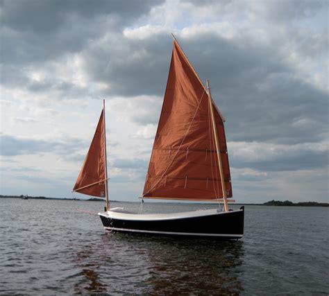 lug sail yawl wooden boat builder boat  sale power sail classic modern custom