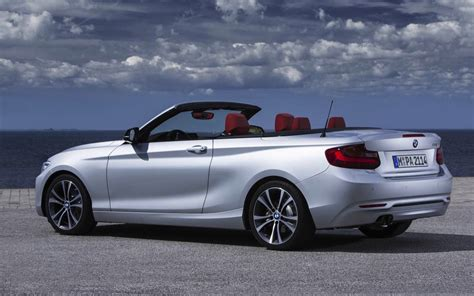 Bmw 2 Series Convertible M235i Convertible Revealed