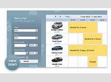 Creating Car Rental Application in ASPNET MVC3 Razor