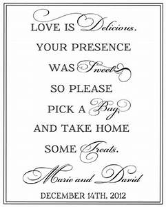 Words on Paper ... Sweet Delicacies Quotes