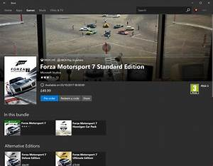 Forza Motorsport 7 Pc : microsoft is working to fix issues with the forza ~ Jslefanu.com Haus und Dekorationen