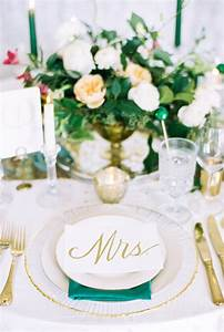 St Patrick's Day | Green and gold wedding ideas | 100 ...