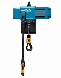 Demag Chain Hoist  U2022 Cranedocuments U0026 39 S Blog