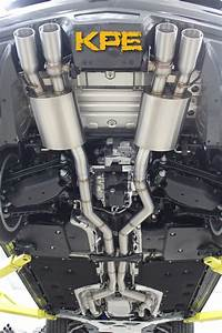 cadillac ats v exhaust system With ats tips