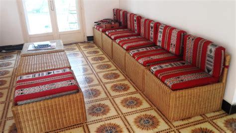 canapé osier canapé en osier à djibouti