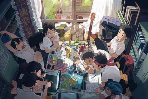 Anime Studying Wallpaper - anime studen study hd wallpaper wallpaper flare