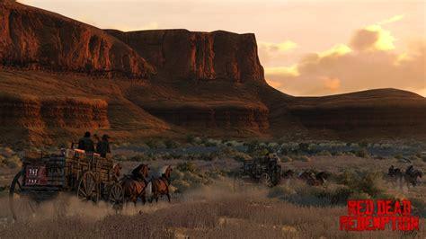 Red Dead Redemption Preview  Plus Xp