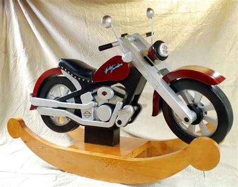 Handmade Rocking Chair by Incredible Diy John Deer Rocking Tractor