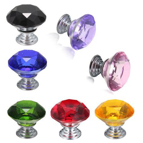 glass knobs kitchen cabinets handles door knobs cabinet drawer furniture closet 3805