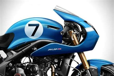 Motorcycle From Jaguar