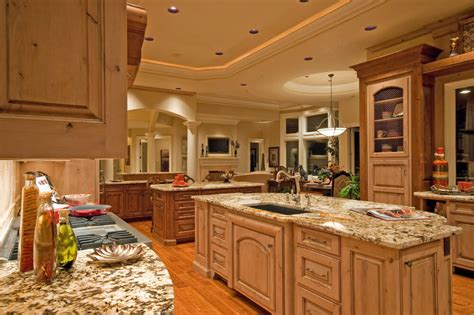 luxury kitchen islands 27 luxury kitchens that cost more than 100 000 3918