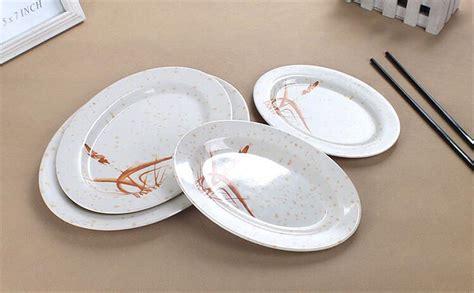 melamine dinner plates restaurant dinner plate restaurant oval plate   food
